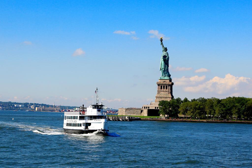 纽约必去景点——百老汇