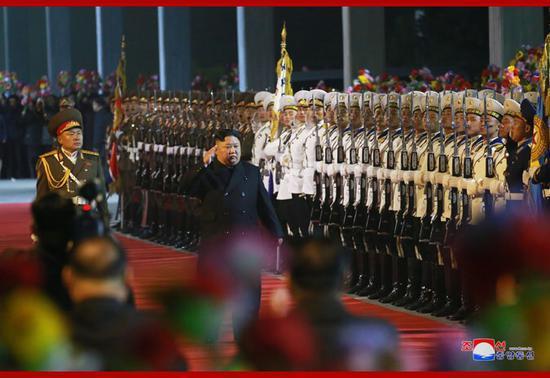 《朝媒:金正恩 24 日凌晨乘专列启程出访俄罗斯》