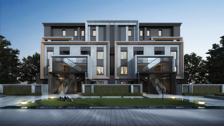 v城市锐减,城市别墅或一房难求?200装修极简效果图别墅平米图片