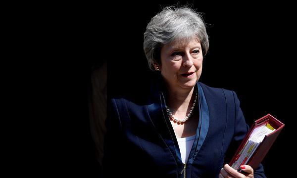 《英国首相特蕾莎 · 梅宣布将于 6 月 7 日辞职》
