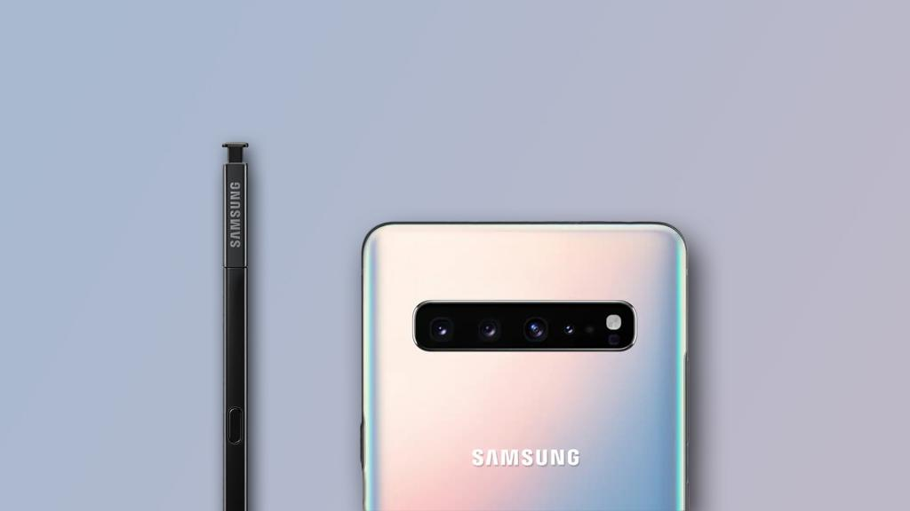 《Galaxy Note10 要跟物理按键和耳机孔说再见了》
