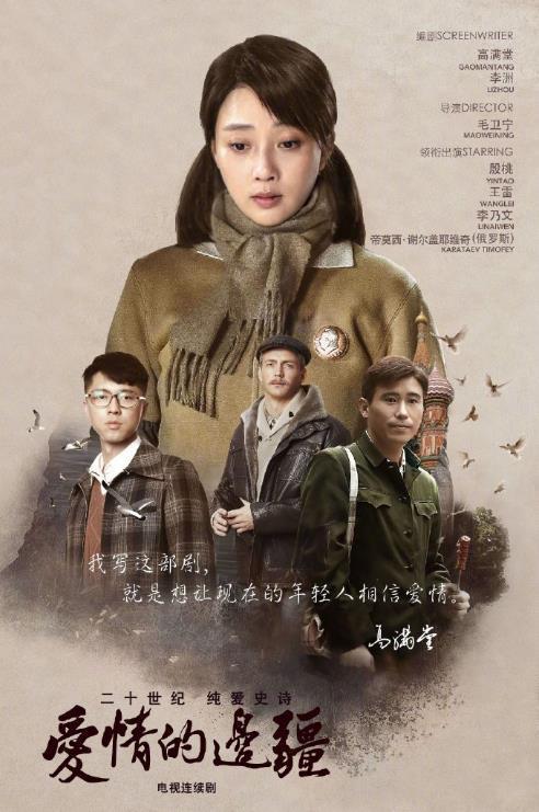 最佳編劇:《愛情的邊疆》高滿堂/《大江大河》唐堯