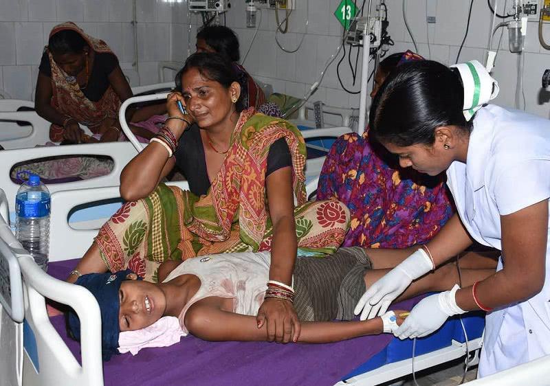 《印度东部一邦急性脑炎肆虐致死 103 名儿童,荔枝是主因?》