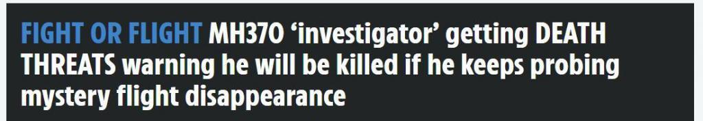 MH370调查员因发现马航碎片遭死 ...