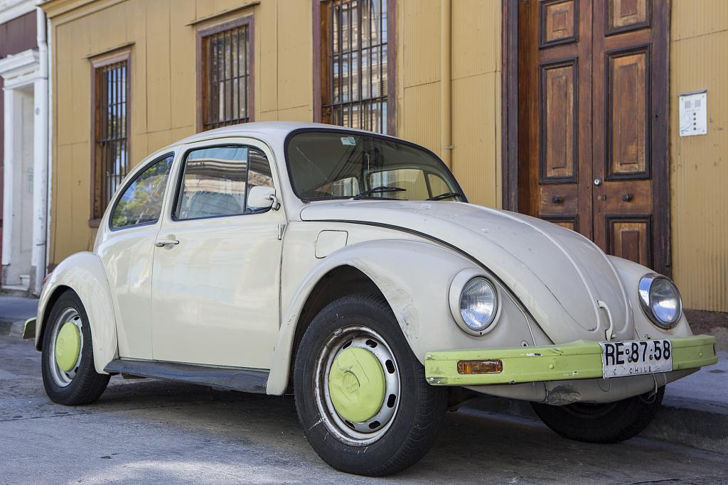 甲壳虫汽车停产