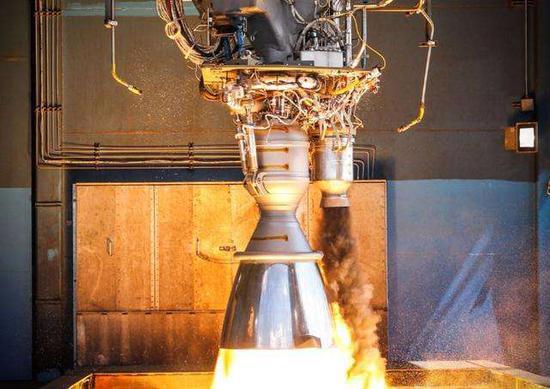 俄开始制造全球最大推力火箭发动机 推力超 800 吨