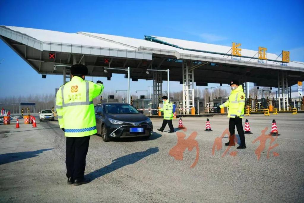 广州撤销市内所有高速路收费站测温点