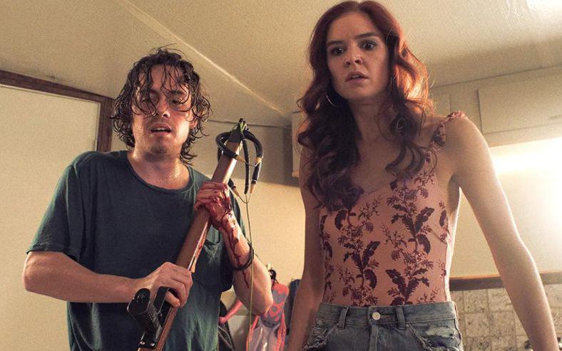 2 男 1 女的密室电影《渔枪》,最后十分钟反转太刺激了