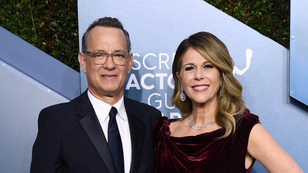汤姆 · 汉克斯夫妇确诊新冠肺炎