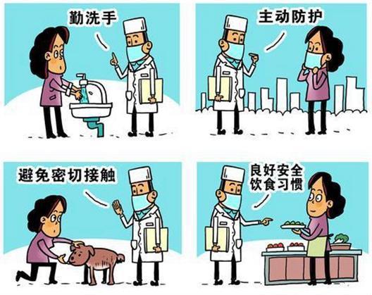 国内 正文  新华社供图 出门戴口罩,勤洗手,多通风,注意消毒……疫情