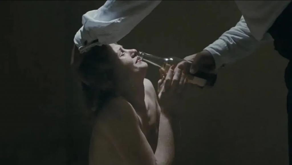 近年来最大尺度、最疯狂、争议最大的电影《列夫 · 朗道:娜塔莎》