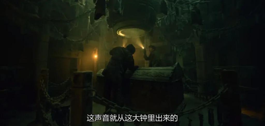 《重启之极海听雷》被群嘲的盗墓笔记终于翻身?