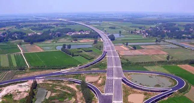 """武汉城市圈环线高速终于画 """" 圆 """" 相邻城市均可在30 分钟内抵达"""