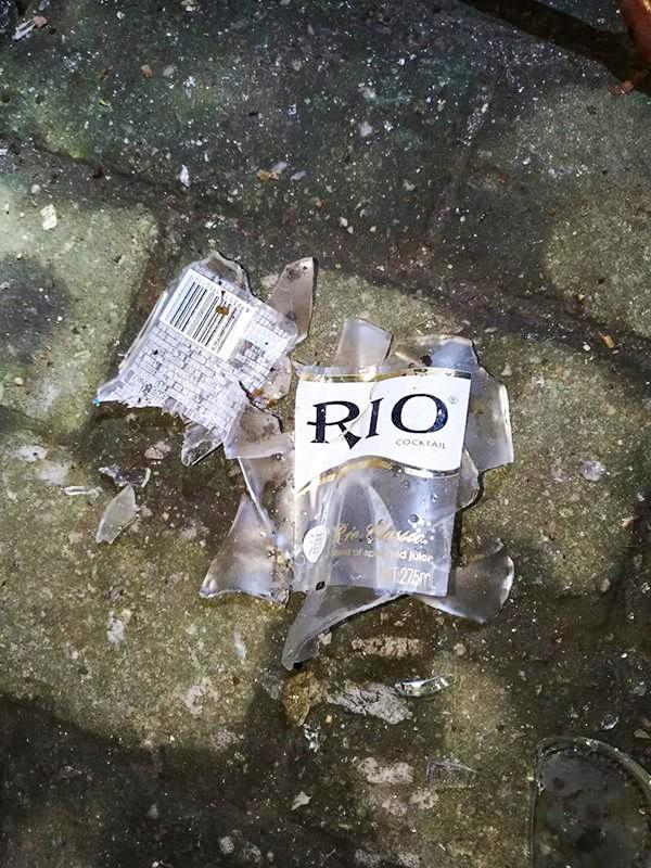 危害公共安全!武汉男子从 24 楼乱扔酒瓶被判刑