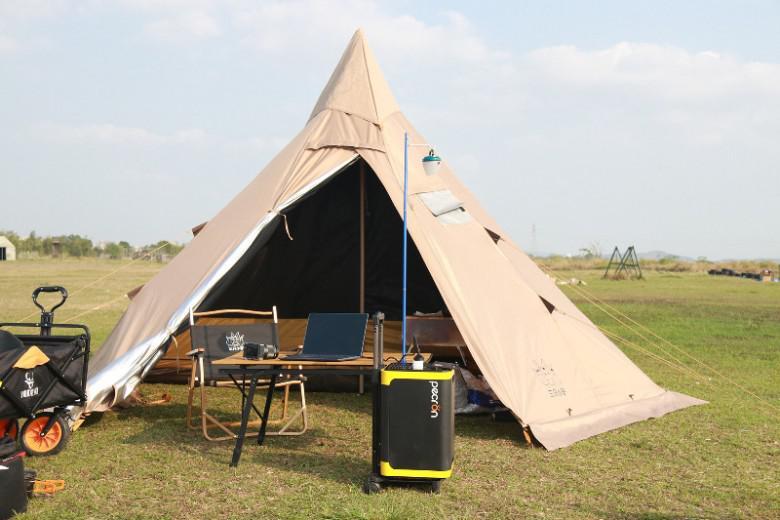 如何玩转野奢露营 百克龙户外电源与你创造高阶玩法