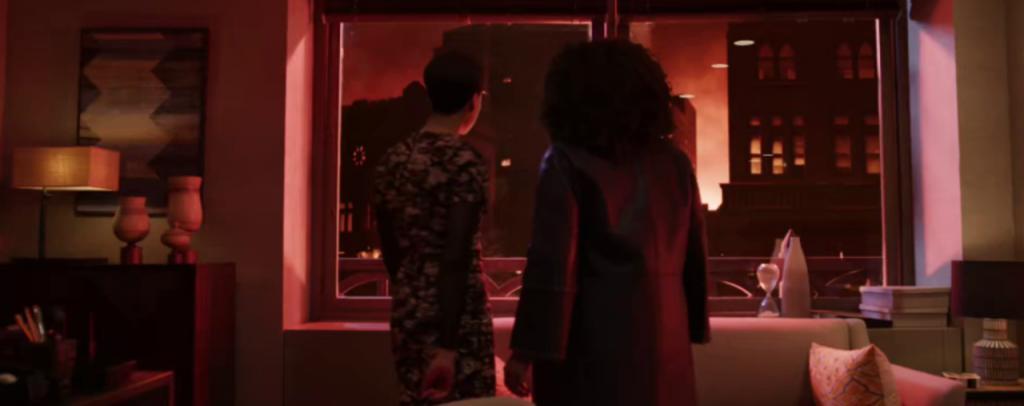 《傲骨之战 第五季》影评:播一季下架一季,五季了,它依旧很狂