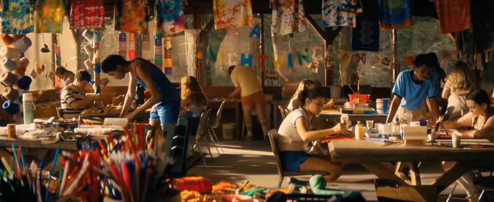 《恐惧街 2:1978》影评:她好美,却吓尿我了