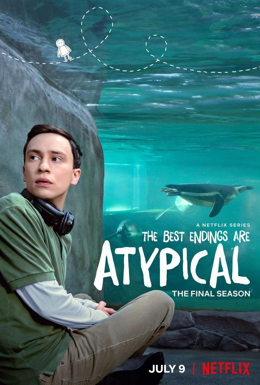 《非典型少年 Atypical》剧评:大结局后,我要狠狠安利这脱单神剧
