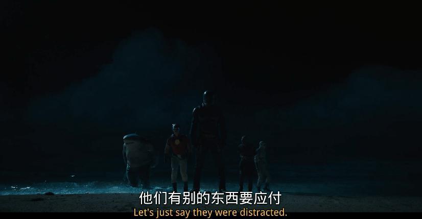 《X 特遣队:全员集结》影评:爽啊爽啊,今晚又该睡不着了