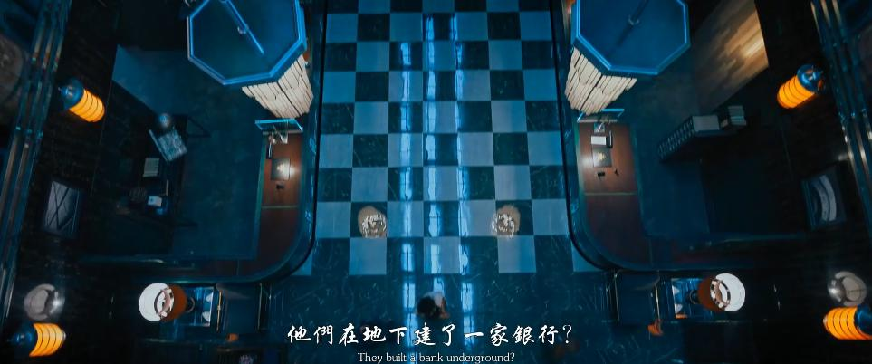 《密室逃生 2》影评:好变态,谁看了不起鸡皮疙瘩