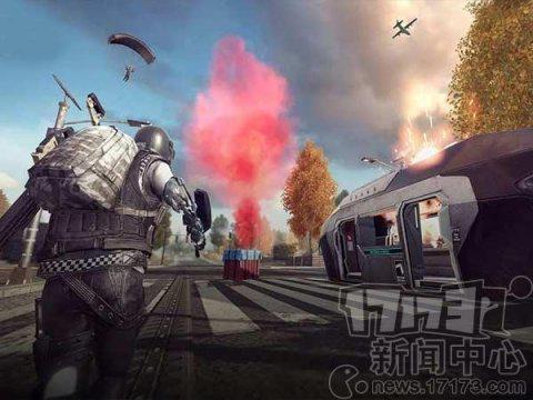 傲世皇朝代理《绝地求生:未来之役》预注册破 4 千万 10 月正式运营 ... 游戏