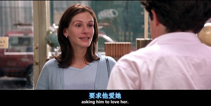 《诺丁山》影评:22 年了,它依然吊打九成爱情片