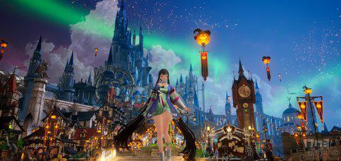 韩国产MMORPG《Gran Saga》开启新章节 主人公拉斯骑士团的冒险故事